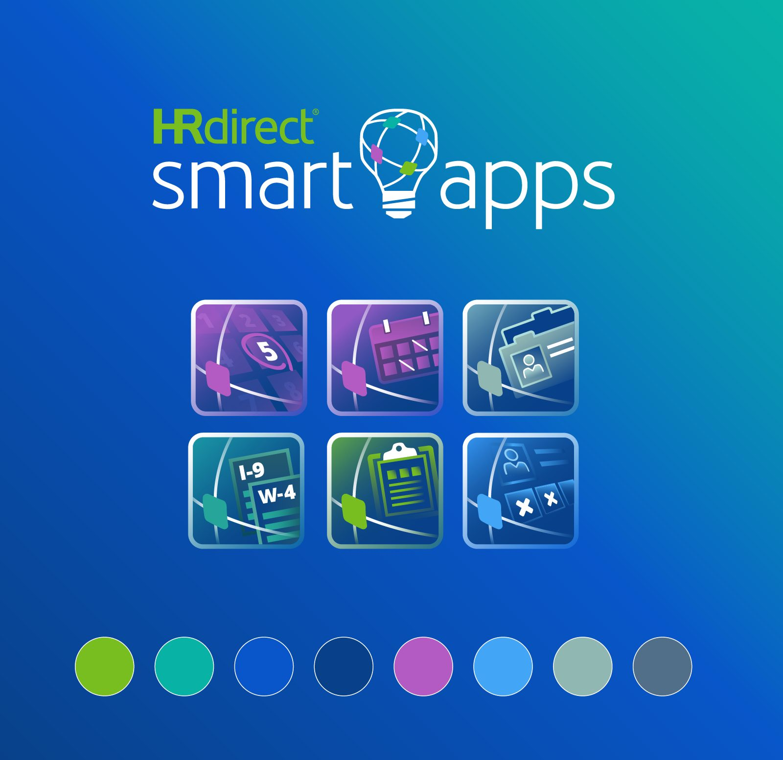 New Smart Apps brand
